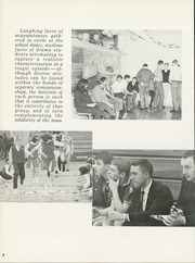 Page 12, 1967 Edition, West High School - Shaheen Yearbook (Davenport, IA) online yearbook collection