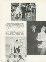 Page 16, 1967 Edition, West High School - Shaheen Yearbook (Davenport, IA) online yearbook collection