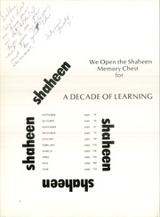 Page 6, 1970 Edition, West High School - Shaheen Yearbook (Davenport, IA) online yearbook collection