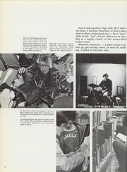 Page 8, 1977 Edition, West High School - Shaheen Yearbook (Davenport, IA) online yearbook collection