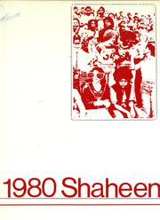 West High School - Shaheen Yearbook (Davenport, IA) online yearbook collection, 1980 Edition, Page 1
