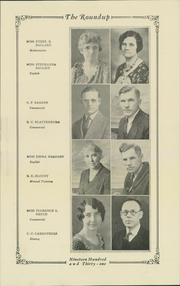 Page 11, 1931 Edition, Roosevelt High School - Roundup Yearbook (Des Moines, IA) online yearbook collection