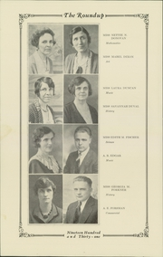 Page 12, 1931 Edition, Roosevelt High School - Roundup Yearbook (Des Moines, IA) online yearbook collection