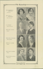 Page 13, 1931 Edition, Roosevelt High School - Roundup Yearbook (Des Moines, IA) online yearbook collection