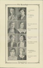 Page 14, 1931 Edition, Roosevelt High School - Roundup Yearbook (Des Moines, IA) online yearbook collection