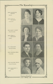 Page 15, 1931 Edition, Roosevelt High School - Roundup Yearbook (Des Moines, IA) online yearbook collection