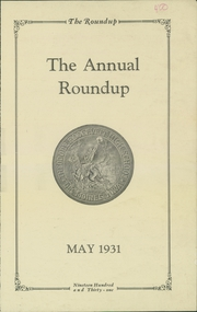 Page 3, 1931 Edition, Roosevelt High School - Roundup Yearbook (Des Moines, IA) online yearbook collection