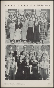Page 81, 1933 Edition, Roosevelt High School - Roundup Yearbook (Des Moines, IA) online yearbook collection
