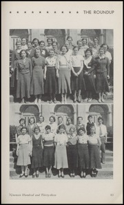 Page 85, 1933 Edition, Roosevelt High School - Roundup Yearbook (Des Moines, IA) online yearbook collection