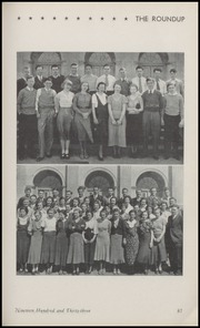 Page 89, 1933 Edition, Roosevelt High School - Roundup Yearbook (Des Moines, IA) online yearbook collection
