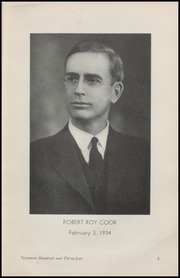 Page 13, 1934 Edition, Roosevelt High School - Roundup Yearbook (Des Moines, IA) online yearbook collection