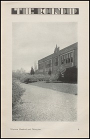 Page 17, 1934 Edition, Roosevelt High School - Roundup Yearbook (Des Moines, IA) online yearbook collection