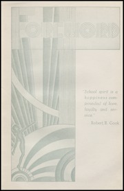 Page 9, 1934 Edition, Roosevelt High School - Roundup Yearbook (Des Moines, IA) online yearbook collection