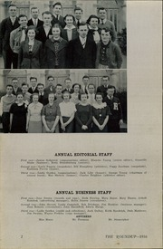 Page 6, 1936 Edition, Roosevelt High School - Roundup Yearbook (Des Moines, IA) online yearbook collection