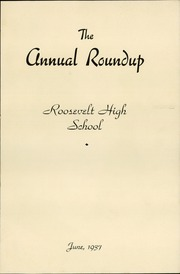Page 3, 1937 Edition, Roosevelt High School - Roundup Yearbook (Des Moines, IA) online yearbook collection