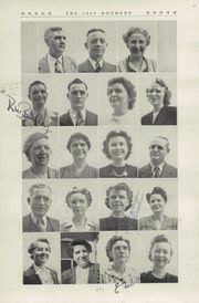 Page 11, 1947 Edition, Roosevelt High School - Roundup Yearbook (Des Moines, IA) online yearbook collection