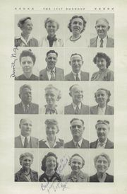 Page 13, 1947 Edition, Roosevelt High School - Roundup Yearbook (Des Moines, IA) online yearbook collection