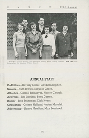 Page 11, 1950 Edition, Roosevelt High School - Roundup Yearbook (Des Moines, IA) online yearbook collection