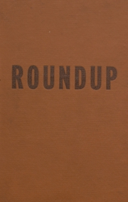 1952 Edition, Roosevelt High School - Roundup Yearbook (Des Moines, IA)