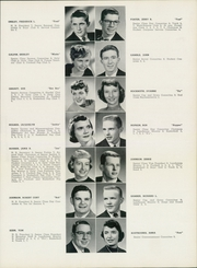 Page 17, 1955 Edition, Roosevelt High School - Roundup Yearbook (Des Moines, IA) online yearbook collection