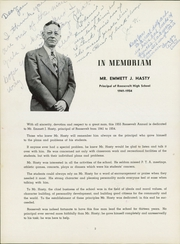 Page 6, 1955 Edition, Roosevelt High School - Roundup Yearbook (Des Moines, IA) online yearbook collection