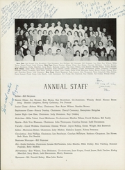 Page 8, 1955 Edition, Roosevelt High School - Roundup Yearbook (Des Moines, IA) online yearbook collection