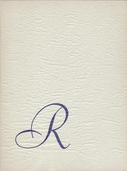 Page 1, 1959 Edition, Roosevelt High School - Roundup Yearbook (Des Moines, IA) online yearbook collection