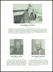 Page 12, 1959 Edition, Roosevelt High School - Roundup Yearbook (Des Moines, IA) online yearbook collection