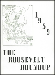 Page 5, 1959 Edition, Roosevelt High School - Roundup Yearbook (Des Moines, IA) online yearbook collection