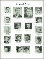 Page 8, 1959 Edition, Roosevelt High School - Roundup Yearbook (Des Moines, IA) online yearbook collection