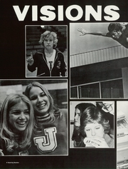 Page 10, 1975 Edition, Jefferson High School - Statesman Yearbook (Cedar Rapids, IA) online yearbook collection