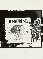 Page 12, 1975 Edition, Jefferson High School - Statesman Yearbook (Cedar Rapids, IA) online yearbook collection