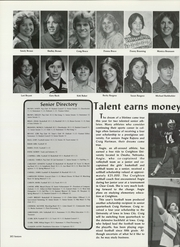Page 206, 1980 Edition, Jefferson High School - Statesman Yearbook (Cedar Rapids, IA) online yearbook collection