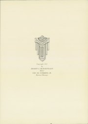 Page 13, 1931 Edition, Central High School - Blackhawk Yearbook (Davenport, IA) online yearbook collection