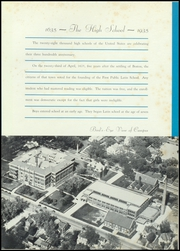 Page 15, 1935 Edition, Central High School - Blackhawk Yearbook (Davenport, IA) online yearbook collection