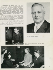 Page 17, 1941 Edition, Central High School - Blackhawk Yearbook (Davenport, IA) online yearbook collection