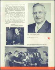 Page 17, 1942 Edition, Central High School - Blackhawk Yearbook (Davenport, IA) online yearbook collection