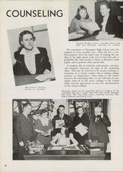 Page 14, 1947 Edition, Central High School - Blackhawk Yearbook (Davenport, IA) online yearbook collection