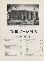 Page 8, 1947 Edition, Central High School - Blackhawk Yearbook (Davenport, IA) online yearbook collection