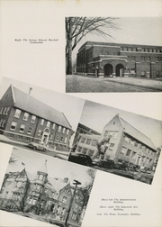Page 9, 1947 Edition, Central High School - Blackhawk Yearbook (Davenport, IA) online yearbook collection