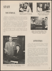 Page 15, 1948 Edition, Central High School - Blackhawk Yearbook (Davenport, IA) online yearbook collection