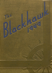 Page 1, 1949 Edition, Central High School - Blackhawk Yearbook (Davenport, IA) online yearbook collection