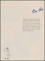 Page 10, 1949 Edition, Central High School - Blackhawk Yearbook (Davenport, IA) online yearbook collection