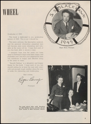 Page 13, 1949 Edition, Central High School - Blackhawk Yearbook (Davenport, IA) online yearbook collection