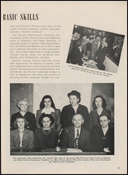 Page 17, 1949 Edition, Central High School - Blackhawk Yearbook (Davenport, IA) online yearbook collection