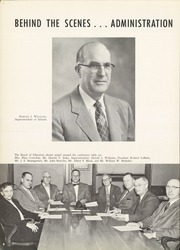 Page 12, 1955 Edition, Central High School - Blackhawk Yearbook (Davenport, IA) online yearbook collection