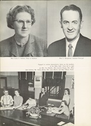 Page 14, 1955 Edition, Central High School - Blackhawk Yearbook (Davenport, IA) online yearbook collection