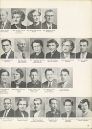 Page 17, 1955 Edition, Central High School - Blackhawk Yearbook (Davenport, IA) online yearbook collection