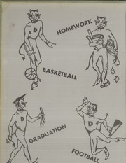 Page 2, 1955 Edition, Central High School - Blackhawk Yearbook (Davenport, IA) online yearbook collection