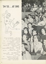Page 6, 1955 Edition, Central High School - Blackhawk Yearbook (Davenport, IA) online yearbook collection